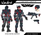 Concept art a Bloodlust 4. számához (01)