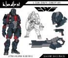 Concept art a Bloodlust 4. számához (02)