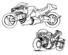 Rachel motorja