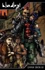 Bloodlust - Cryweni történetek (borító)