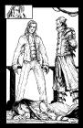 Bloodlust 3. szám - 04. oldal (tollrajz)