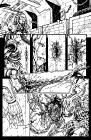Bloodlust 3. szám - 11. oldal (tollrajz)