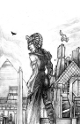 Bloodlust 2. szám - borítóterv 3 - nyertes változat